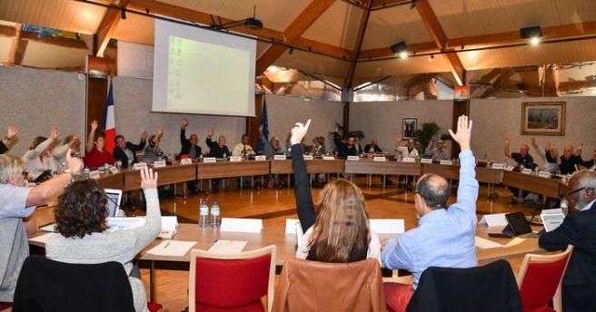 Vote conseil Guyancourt